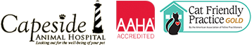 Capeside Animal Hospital Logo